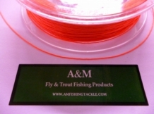 A&M Backing 50 yards  20 LB  Fluo Orange